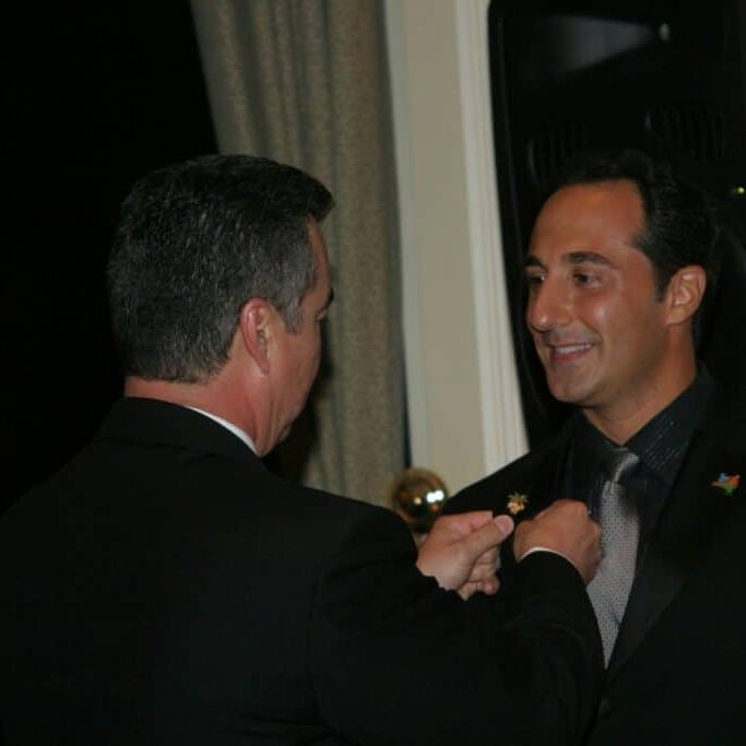 anthony j. russo jr. being inducted as 2007 2008 rotary club of weston ... 1024x683 1